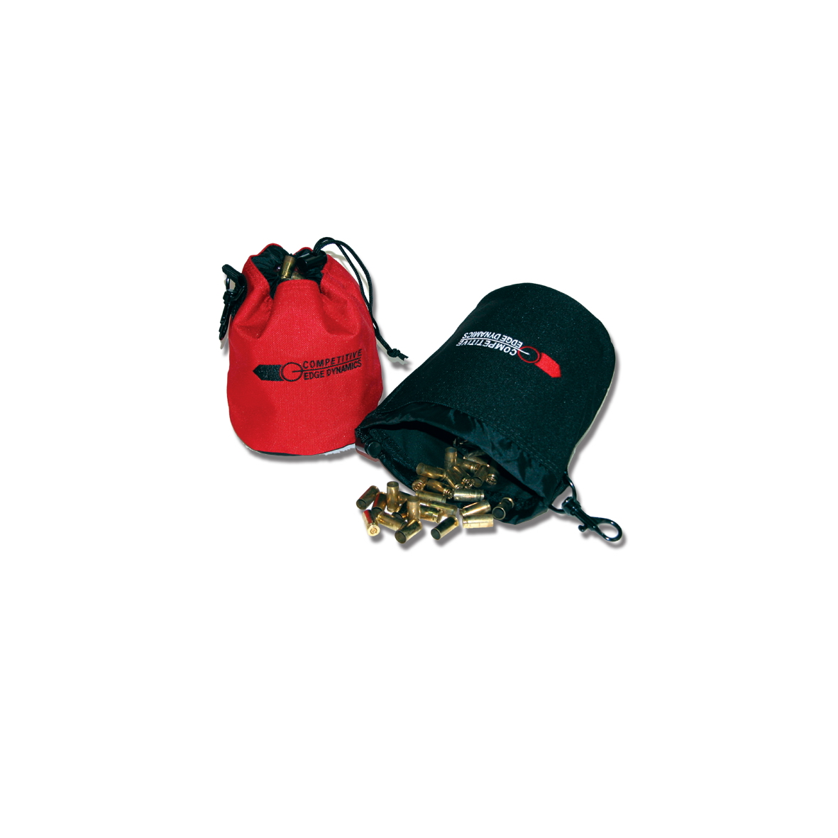 DAA #100026 CED Ammo Brass pouch Red